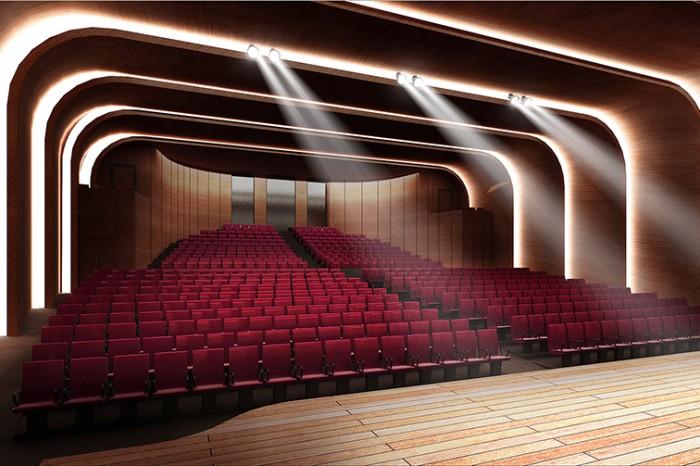Instituto de Darüşşafaka – Sala de Conferencias y Deportes-Fatih/İstanbul