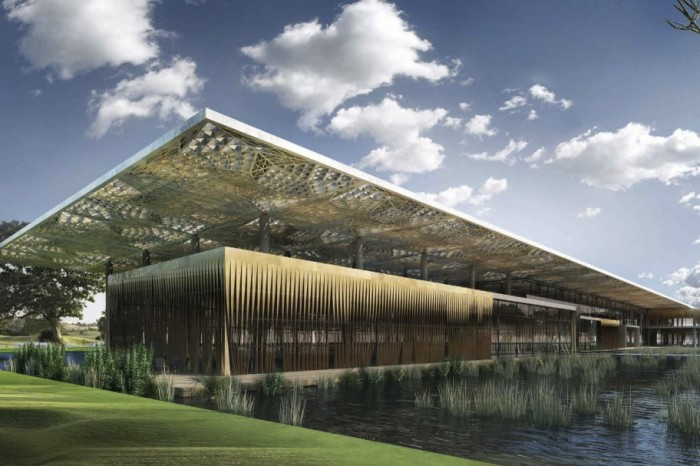 Dakar Uluslararası Kongre Merkezi